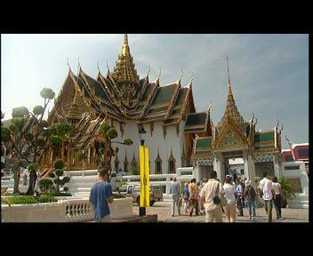 Thaïlande, la royauté