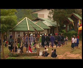 Thaïlande, les projets royaux du nord