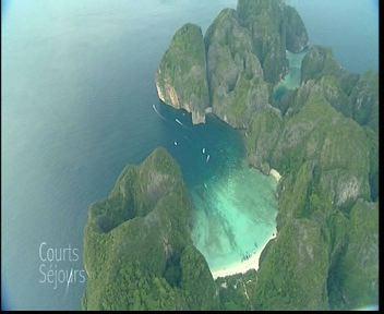 Thaïlande, les îles du Sud