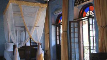 L'Emerson Spice sur l'île de Zanzibar (Tanzanie)
