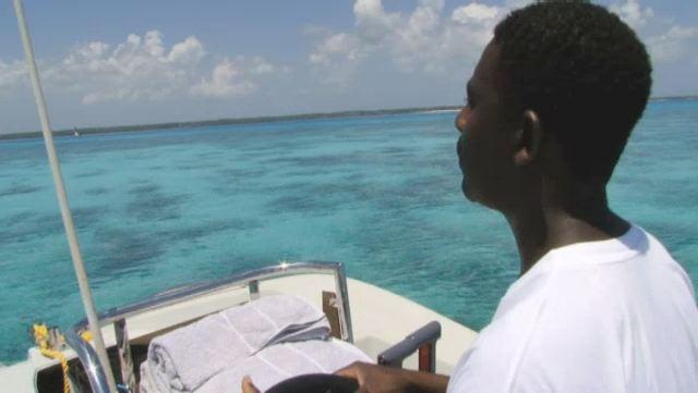 L'île de Mnemba (Tanzanie)