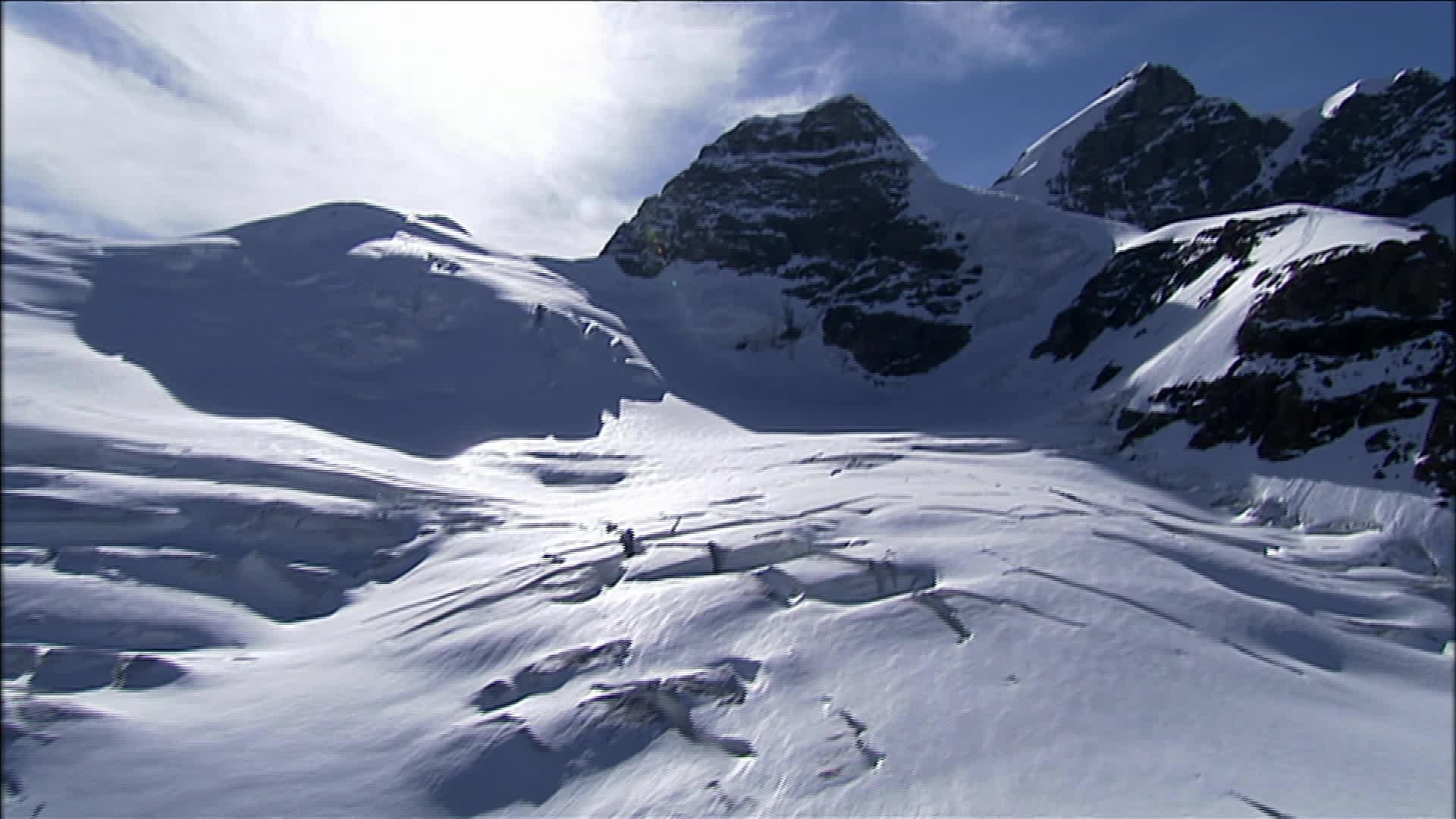 Le pergélisol - Suisse