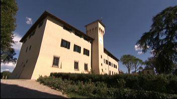 Le Castello del Nero (Italie)