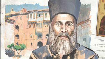 Grèce - Le mont Athos
