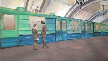 Moscou - À la recherche de Laïka