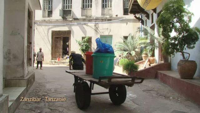 Stone Town (Zanzibar/Tanzanie)