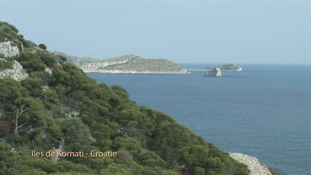 Les îles de Kornati (Croatie)