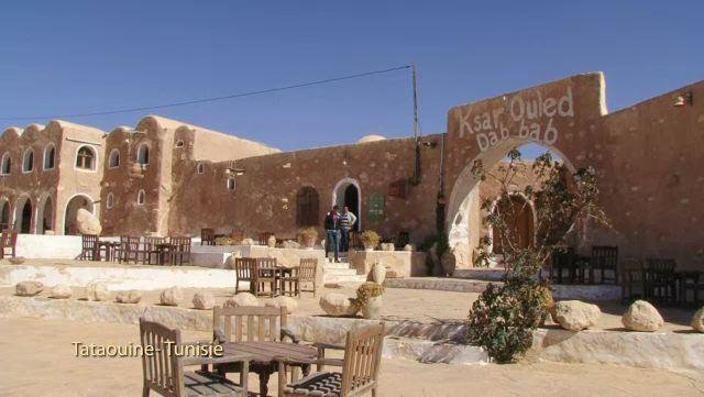 Le Ksar Oueld Dabbeb (Tunisie)