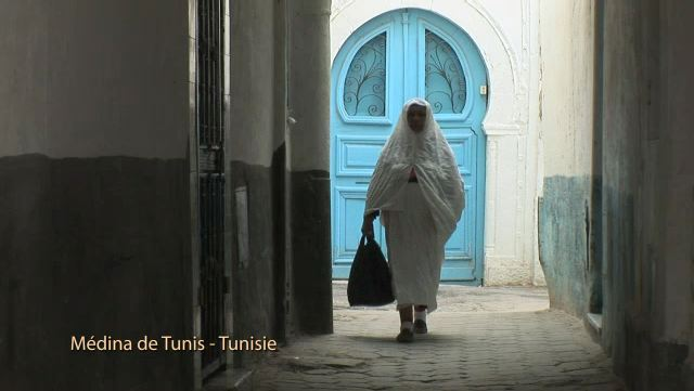 La médina de Tunis (Tunisie)