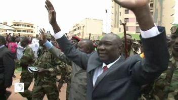 Michel  Djotodia, le nouveau numéro un de la Centrafrique
