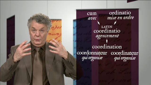 Coordonateur et coordinateur