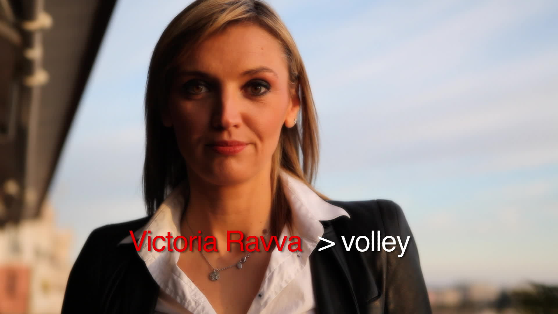 Victoria Ravva, volley-ball