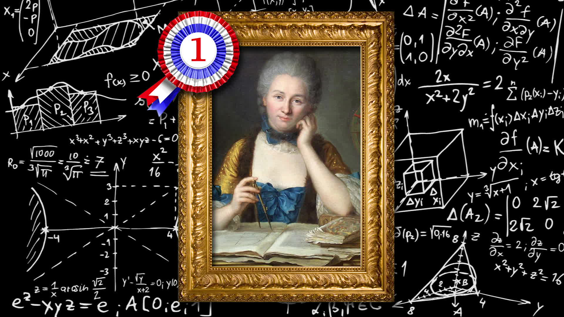 Émilie du Châtelet : la courtisane physicienne