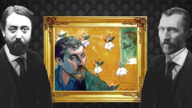 Van Gogh & Gauguin : la lettre de l'amitié