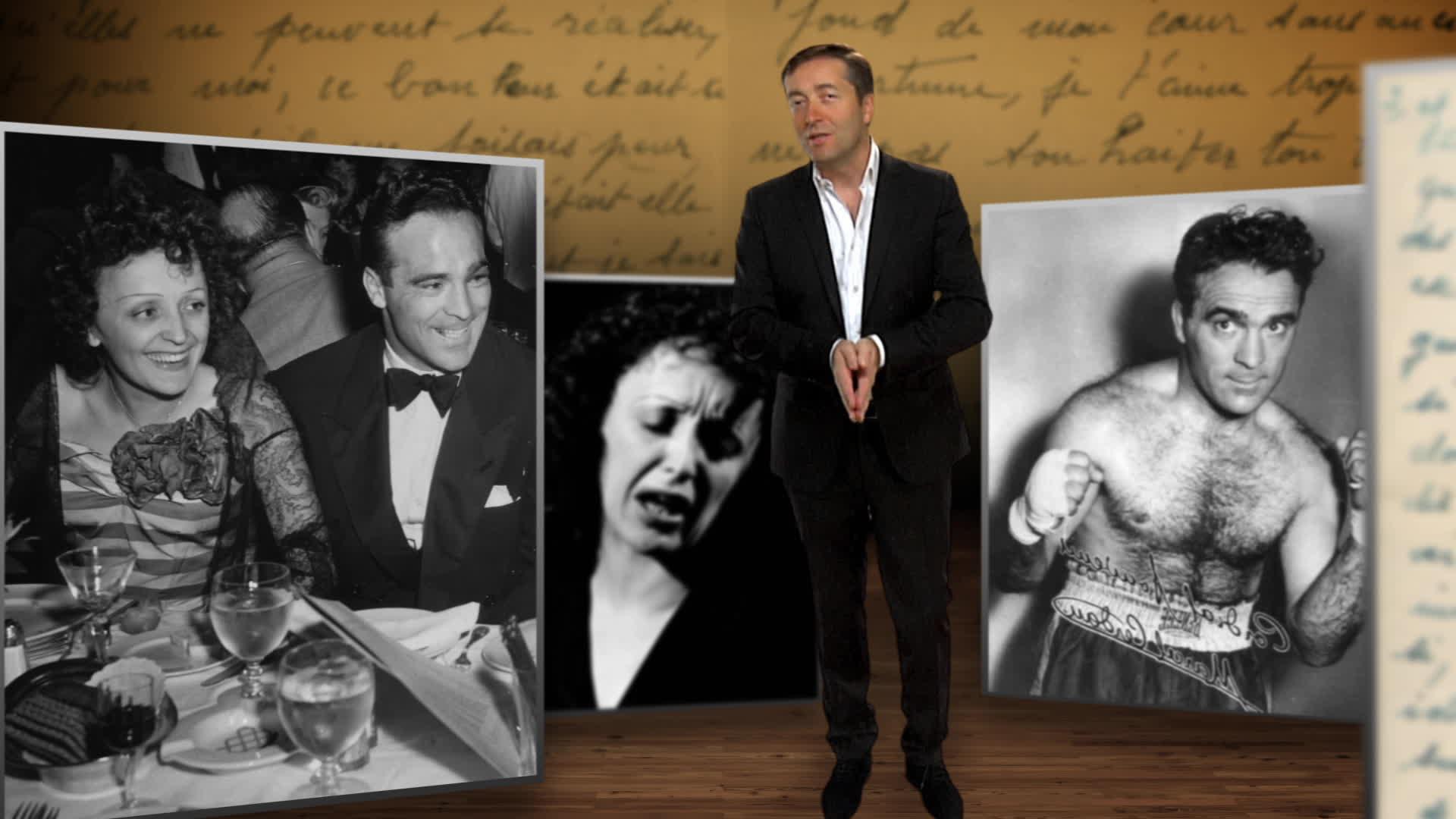 Édith Piaf : les lettres d'une amoureuse