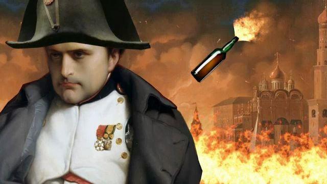 Napoléon : faites sauter le Kremlin !