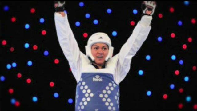 Anne-Caroline Graffe, taekwondo