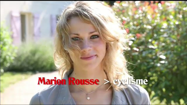 Marion Rousse, cyclisme