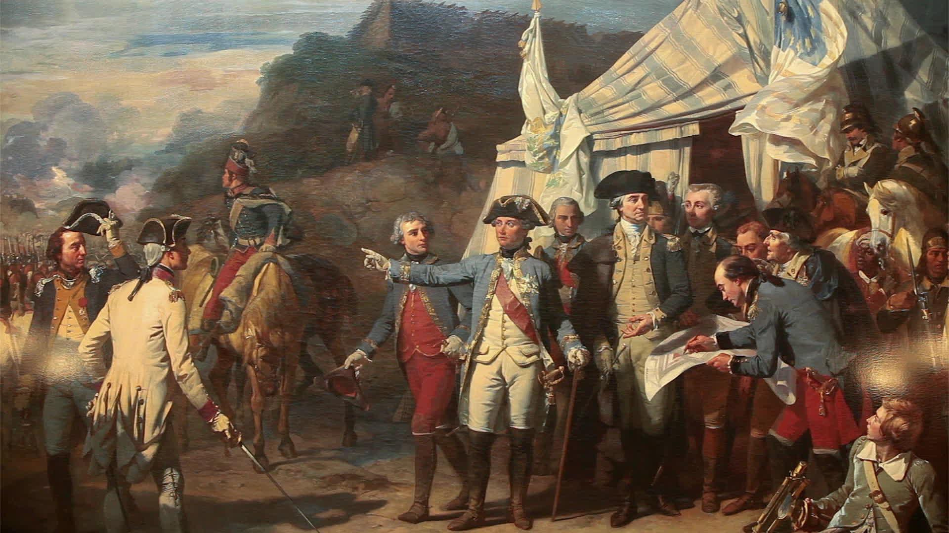 La bataille de Louis-Philippe