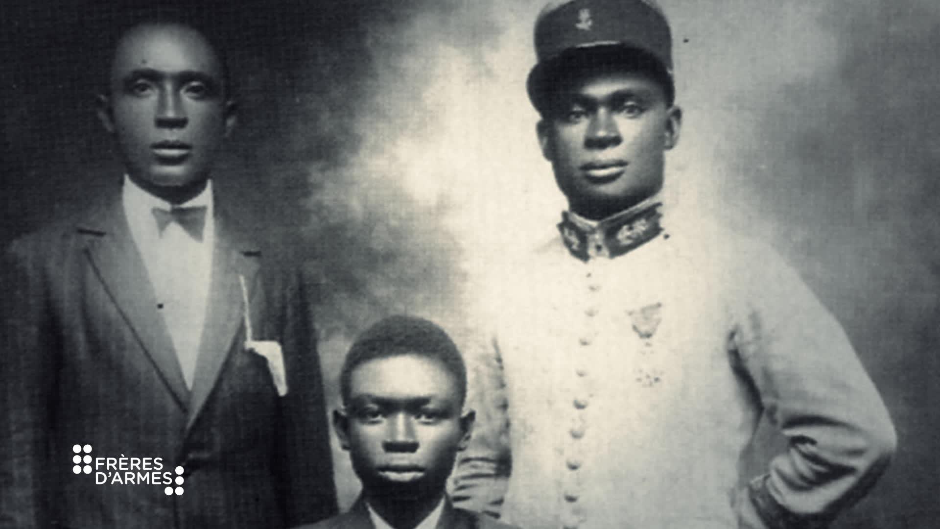 Charles N'Tchoréré, raconté par Rokhaya Diallo