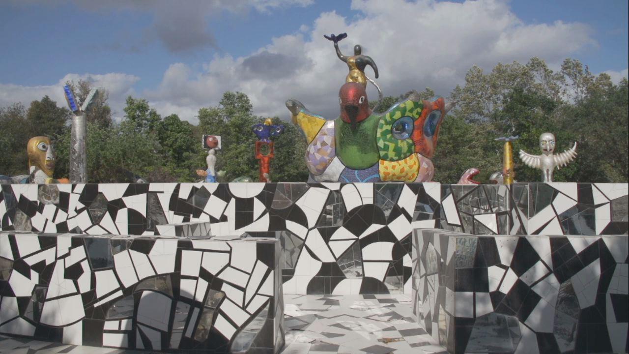 Camille Morineau - sculpture