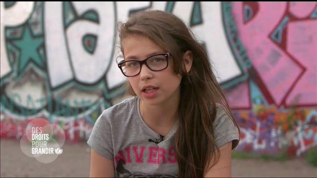 Samira, 11 ans (France)