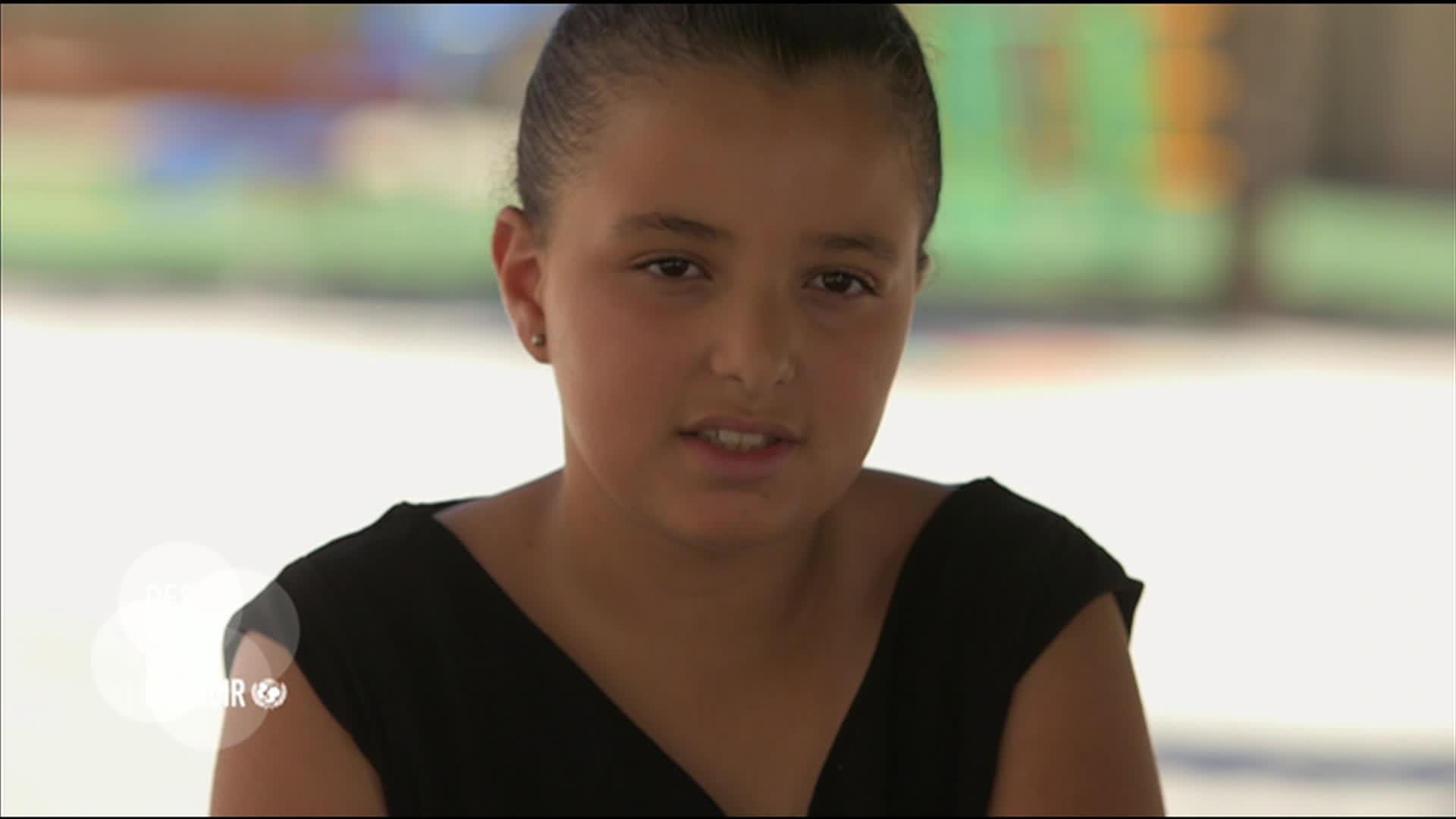 Marwa, 10 ans (France)