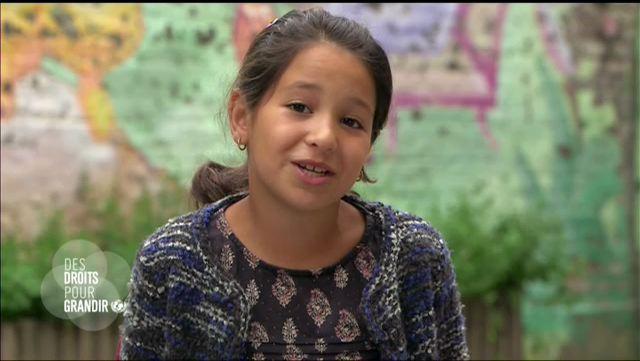 Zineb, 9 ans (France)