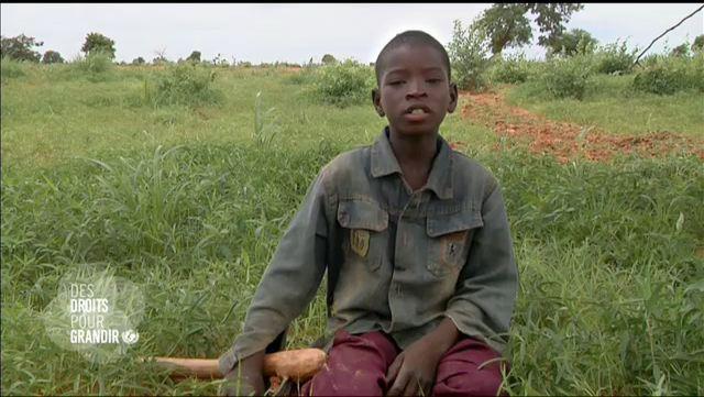 Hafizou, 11 ans (Niger)