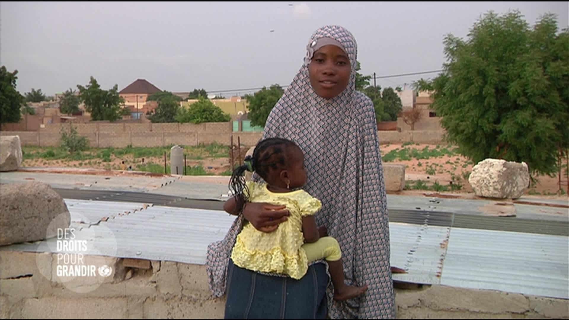 Rayanatou, 17 ans (Niger)