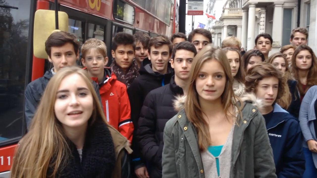 Londres - Lycée Charles de Gaulle