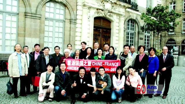 Anciens étudiants chinois en France : pionniers des échanges éducatifs