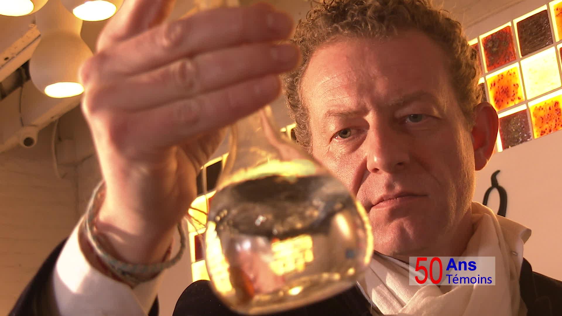 Jean Zimmermann : alchimiste en cosmétique