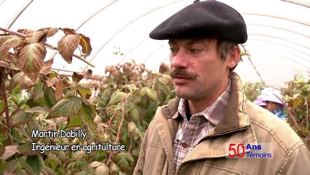 Martin Dabilly : agriculteur pionnier