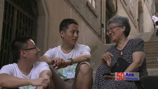 Xiong Jianqiu: le français comme cure de jouvence