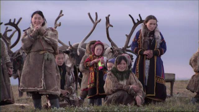 Russie - Les écoliers de la toundra