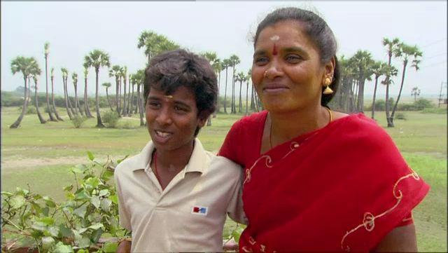 Inde - Les cheveux du temple