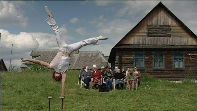 Russie - L'école buissonnière du Cirque de Moscou
