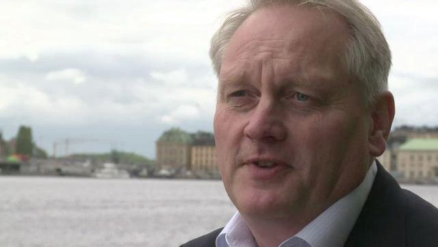 Jan Peter Bergkvist (Suède)