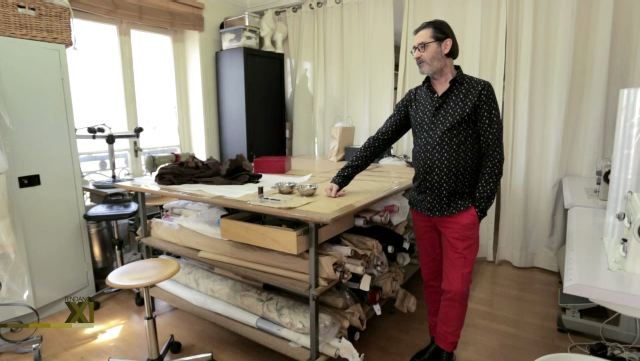 Gastronomie et haute couture / Polo / Hugo Matha