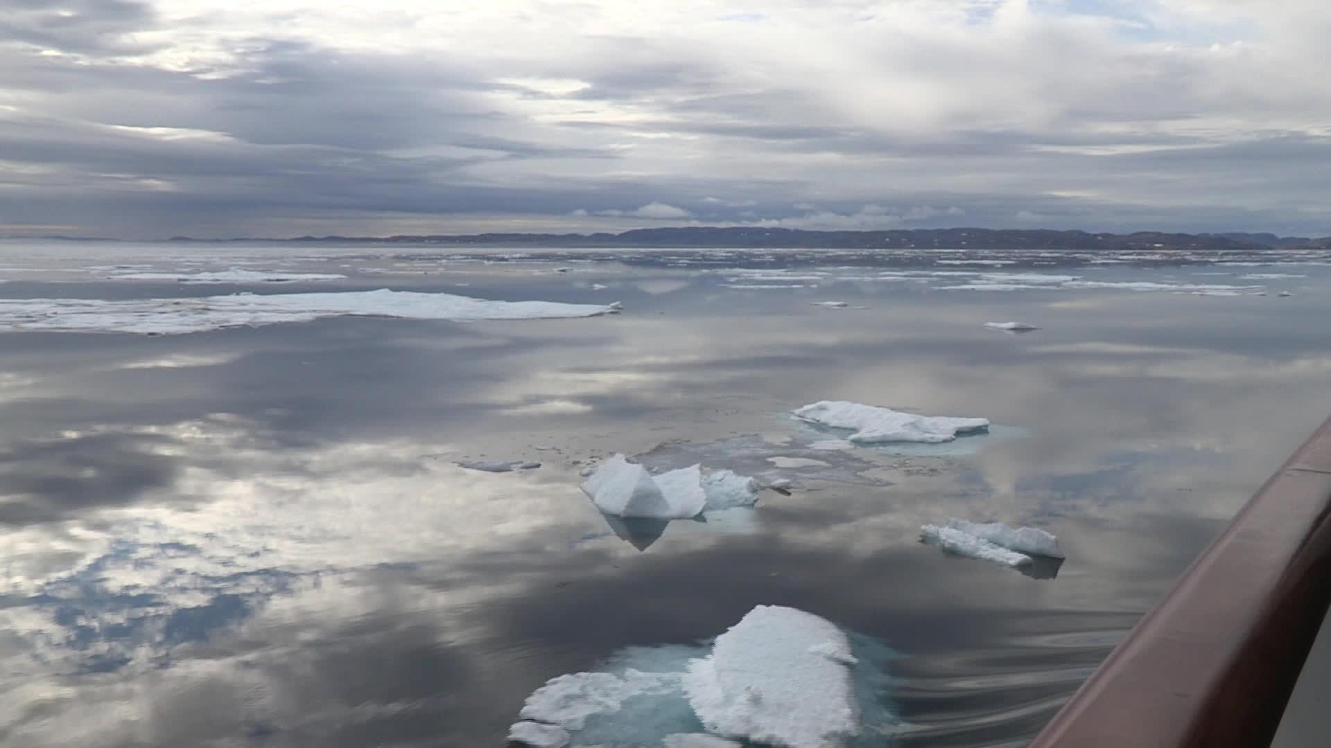Paysages de l'Arctique, une étonnante diversité