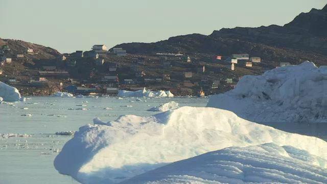 Kullorsuaq, un village groenlandais