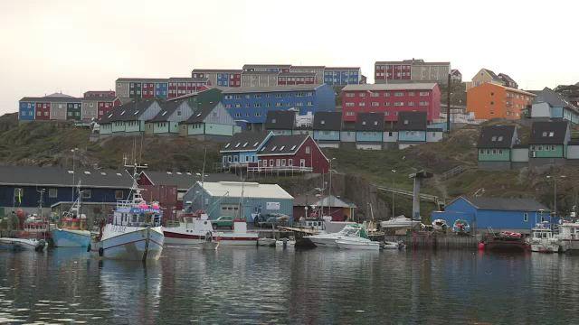 L'Arctique, des maisons et des hommes
