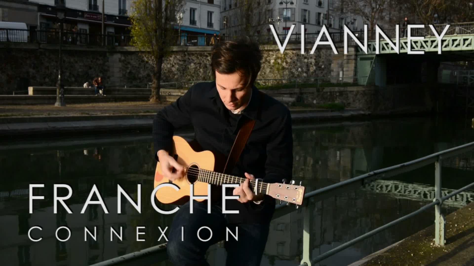 """Franche Connexion : Vianney, """"Pas là"""""""