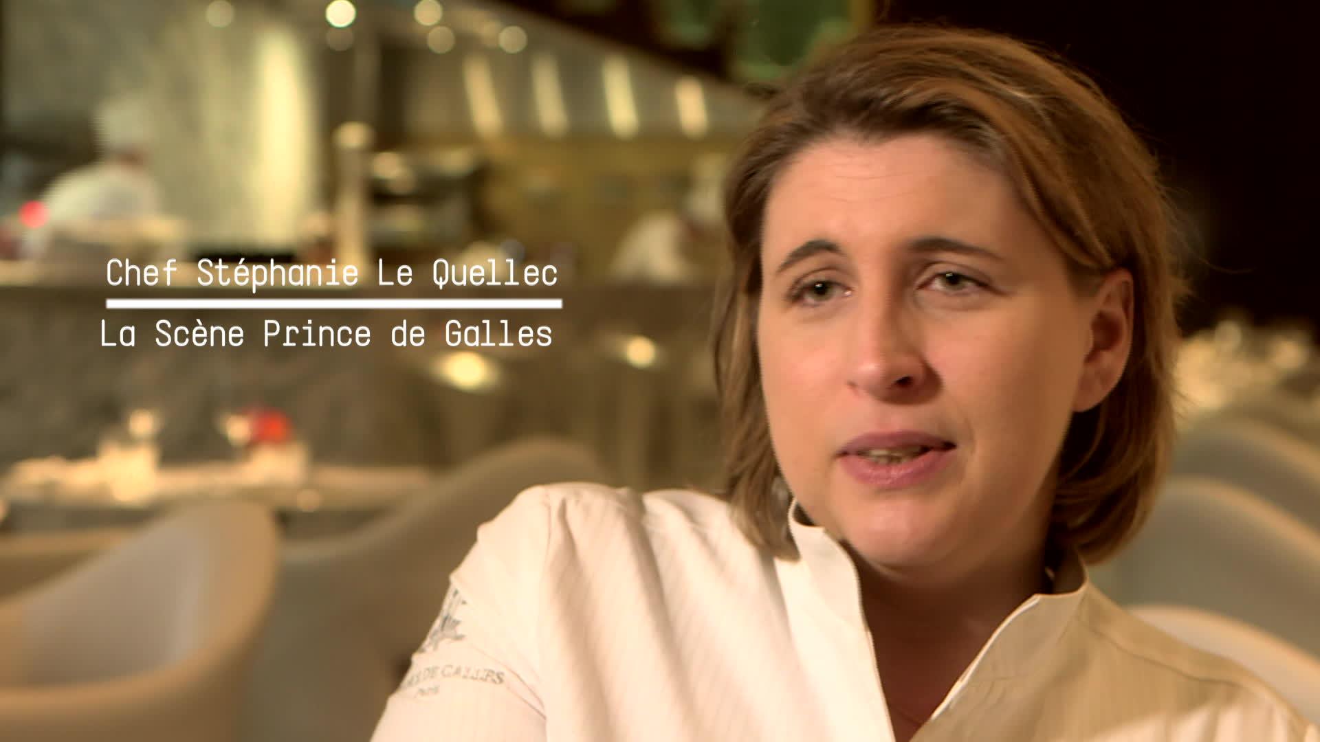 Stéphanie Le Quellec - La Scène - Paris