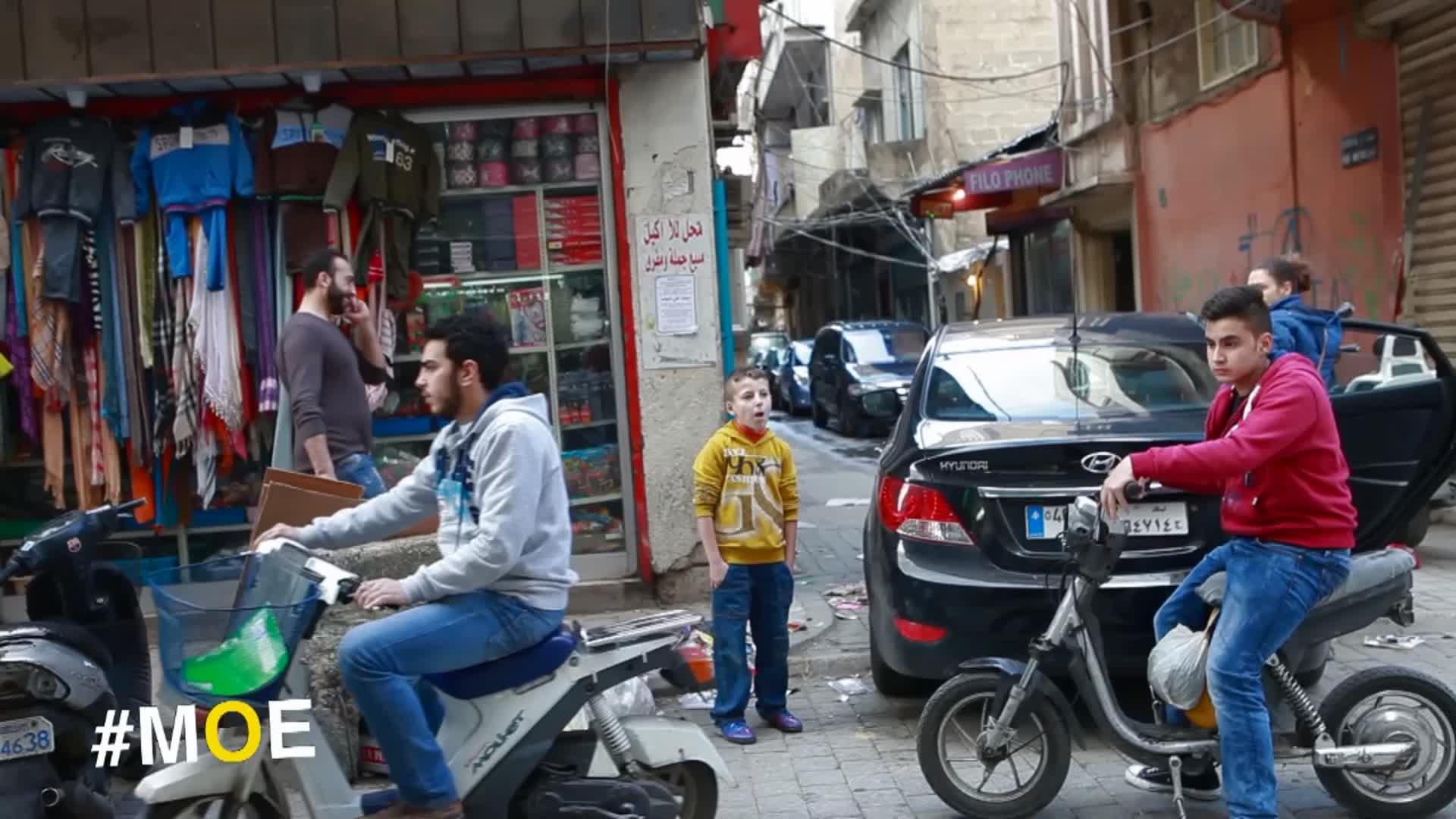 Carnet de tournage - Bourj Hammoud