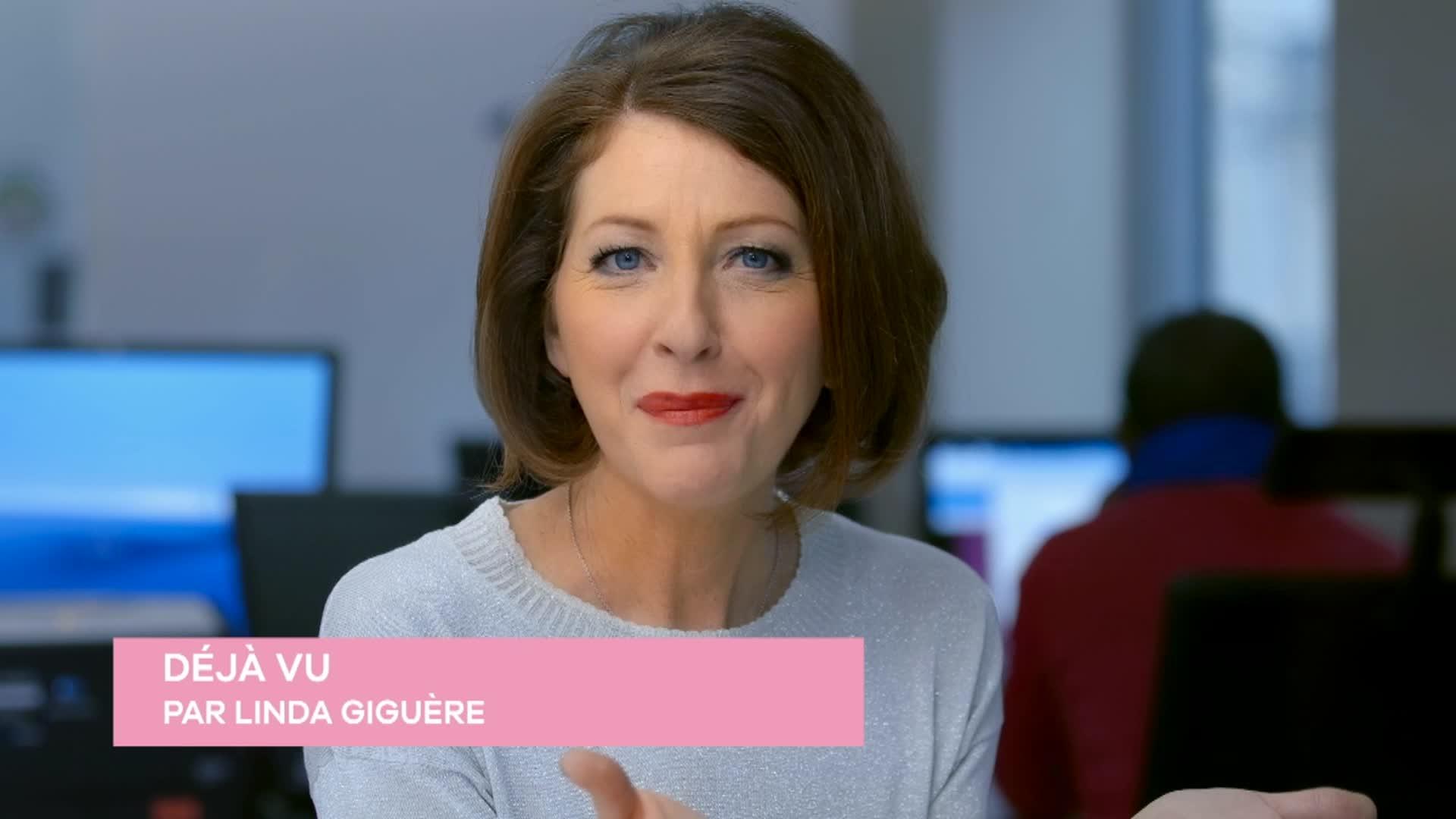 Linda Giguère - Déjà vu