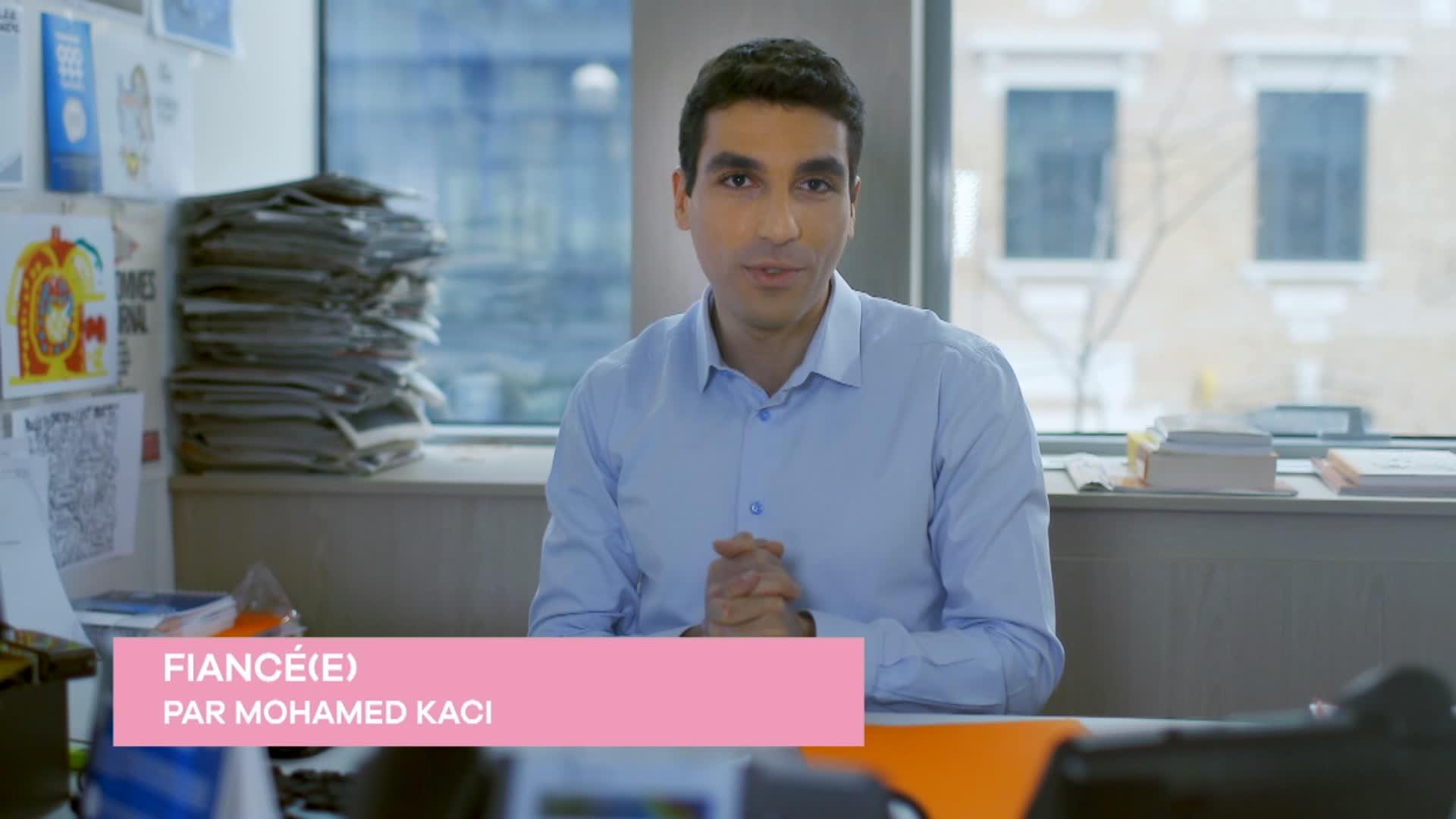Mohamed Kaci - fiancé(e)