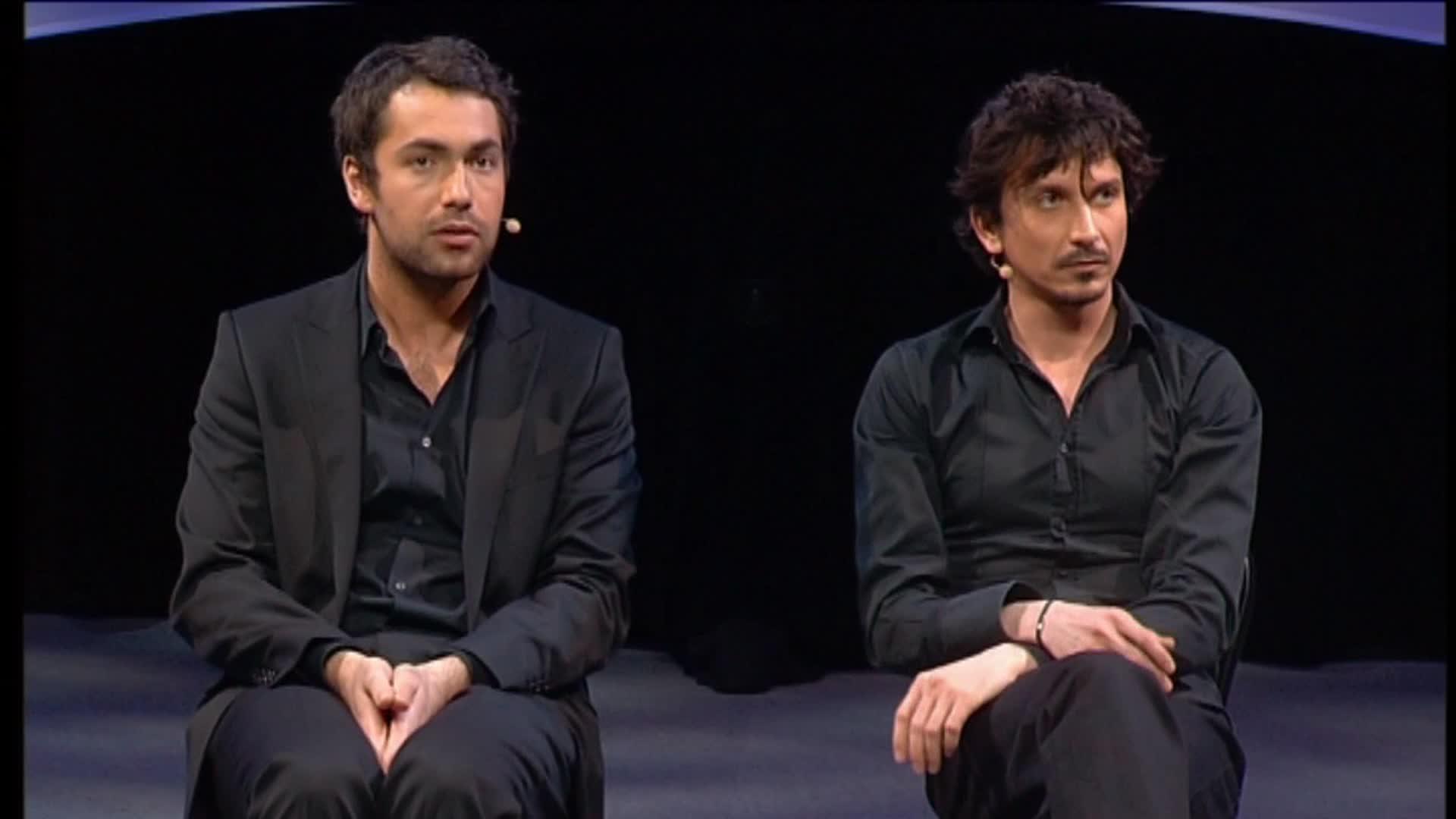 Arnaud Tsamère et Ben - Les pilotes