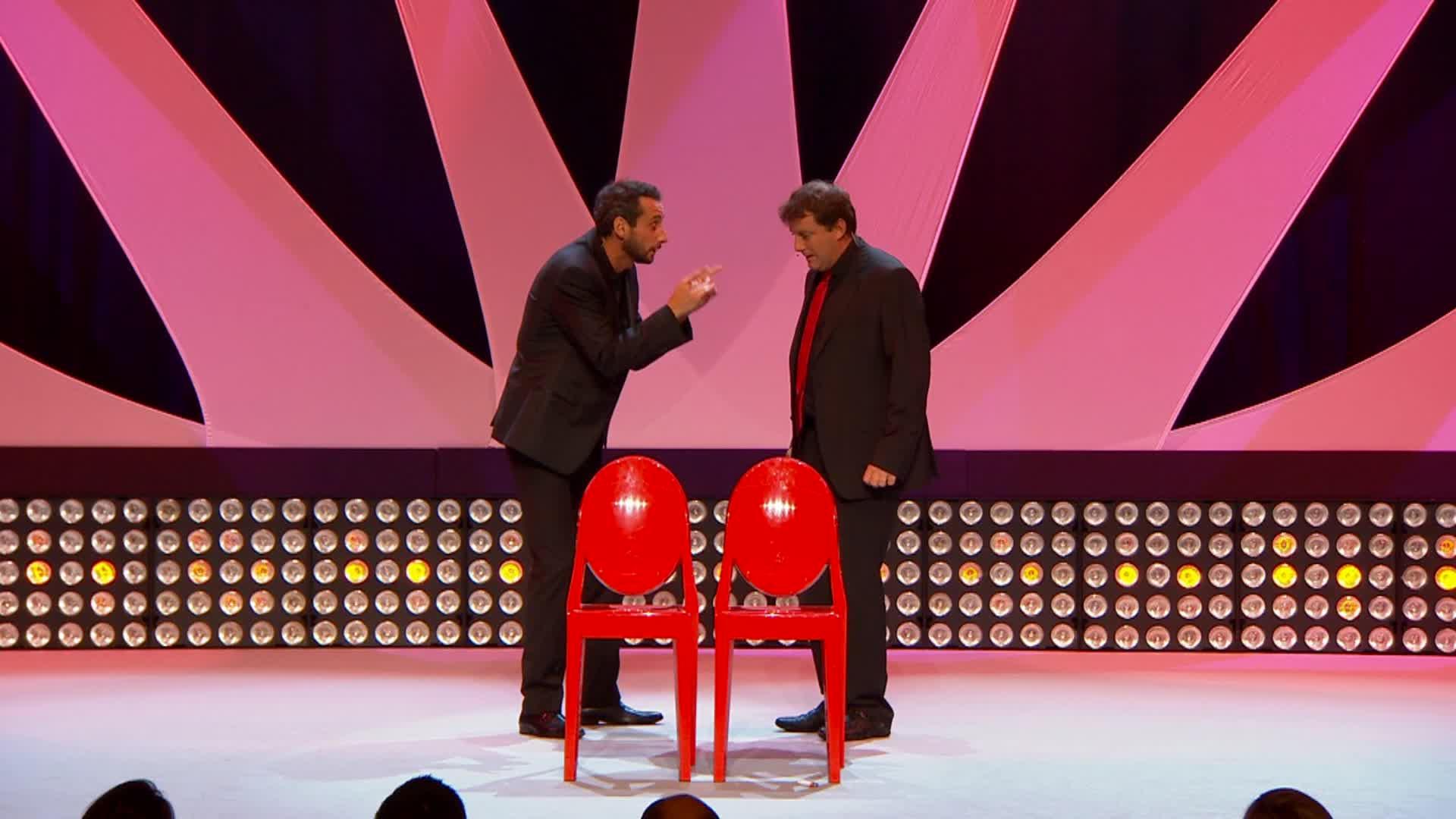 Arnaud Cosson et Cyril Ledooublée - Les homos